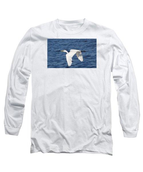 Glide Long Sleeve T-Shirt by Kenneth Albin