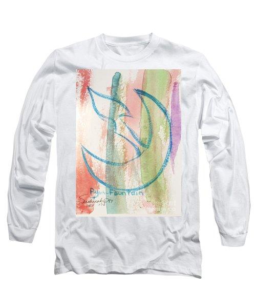 Gliding Ayin Long Sleeve T-Shirt