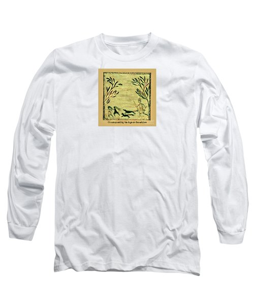 Glooscap And The Witches Long Sleeve T-Shirt