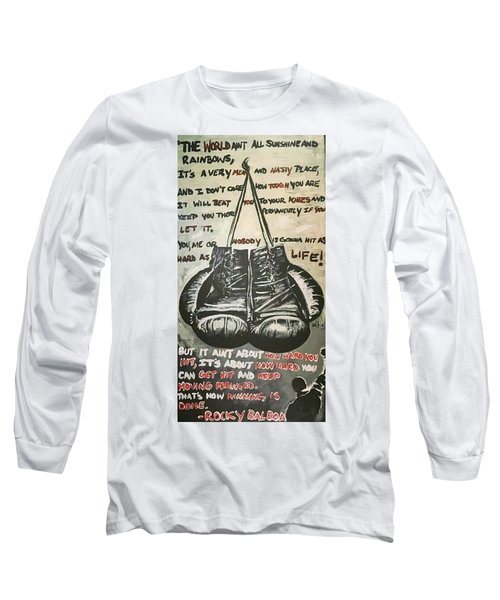 Gloves Of Life Long Sleeve T-Shirt