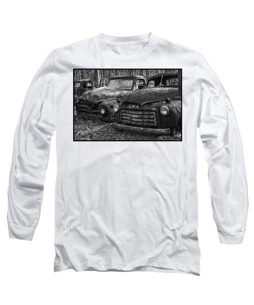 Gmc Truck Long Sleeve T-Shirt