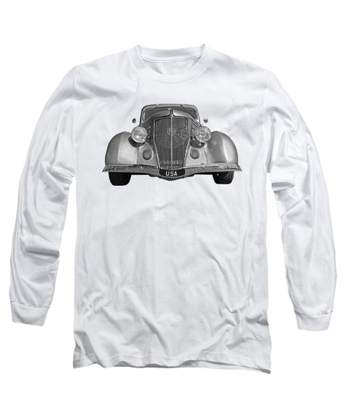 Long Sleeve T-Shirt featuring the photograph Go Usa by Gill Billington