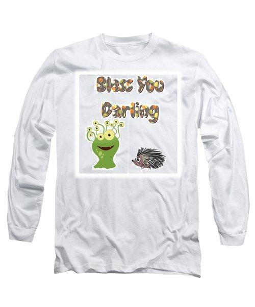 God Bless The Child Long Sleeve T-Shirt