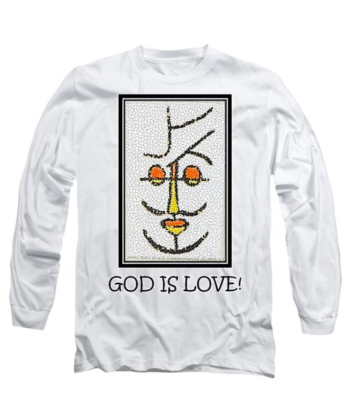 God Is Love Long Sleeve T-Shirt
