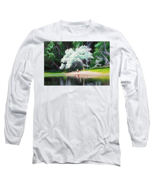God Loves People Long Sleeve T-Shirt
