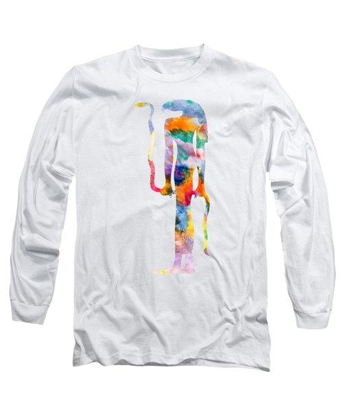 Goddess Of Ancient Egypt Long Sleeve T-Shirt