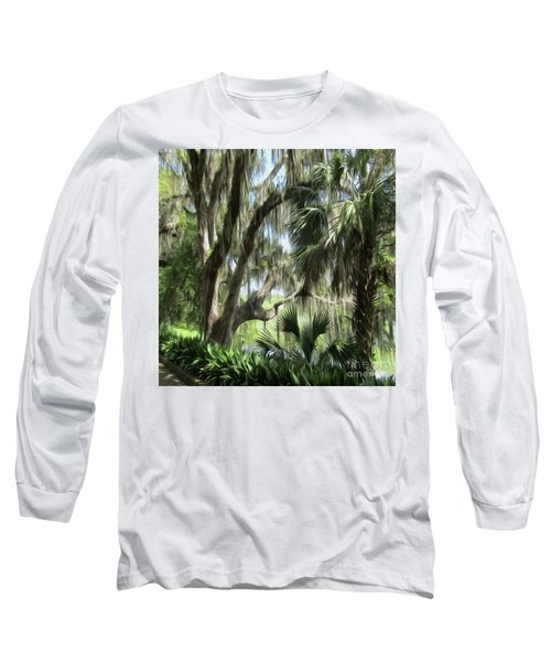 Going Back In Time Long Sleeve T-Shirt