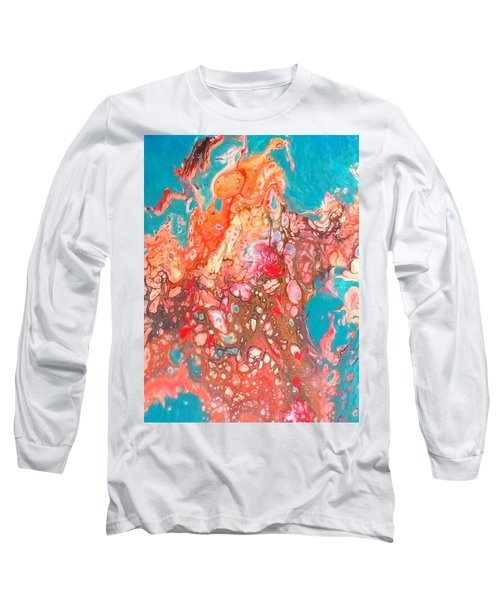 Waiting For Irma Long Sleeve T-Shirt