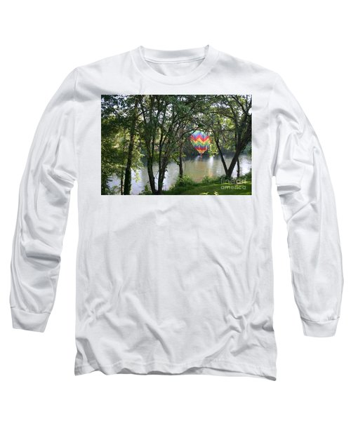 Going Down River Long Sleeve T-Shirt