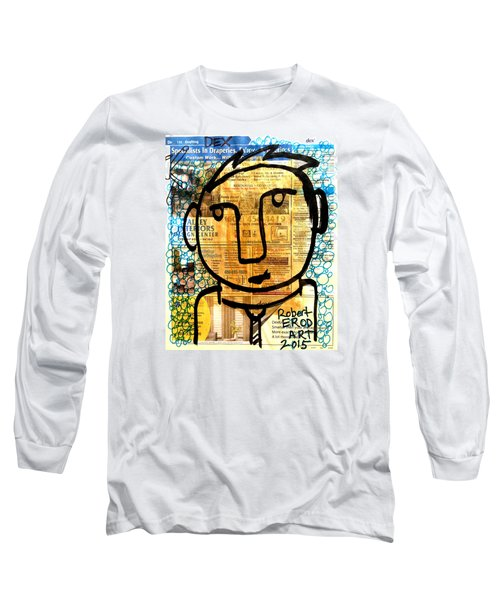 Gold Boy Draftsmen Long Sleeve T-Shirt