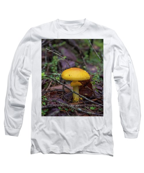 Golden Cap Long Sleeve T-Shirt