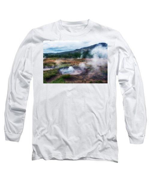 Golden Circle - Iceland Long Sleeve T-Shirt