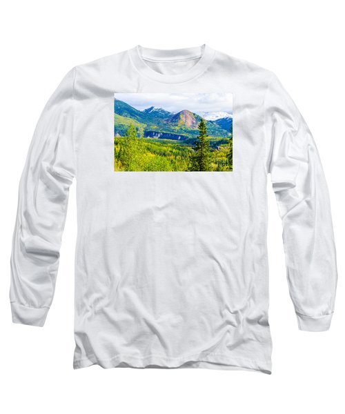 Golden Denali Long Sleeve T-Shirt