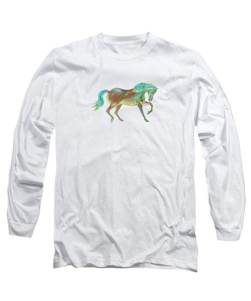 Golden Green Long Sleeve T-Shirt