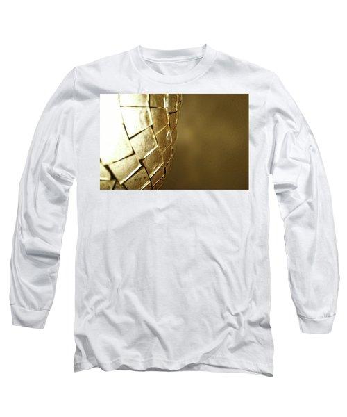 Long Sleeve T-Shirt featuring the photograph Golden Light by Robert Knight