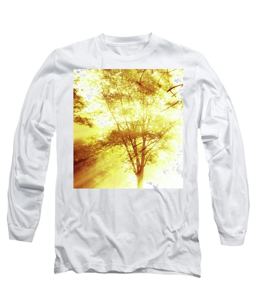Golden Tree Long Sleeve T-Shirt
