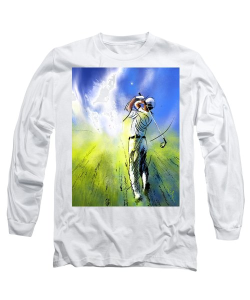 Golfscape 01 Long Sleeve T-Shirt