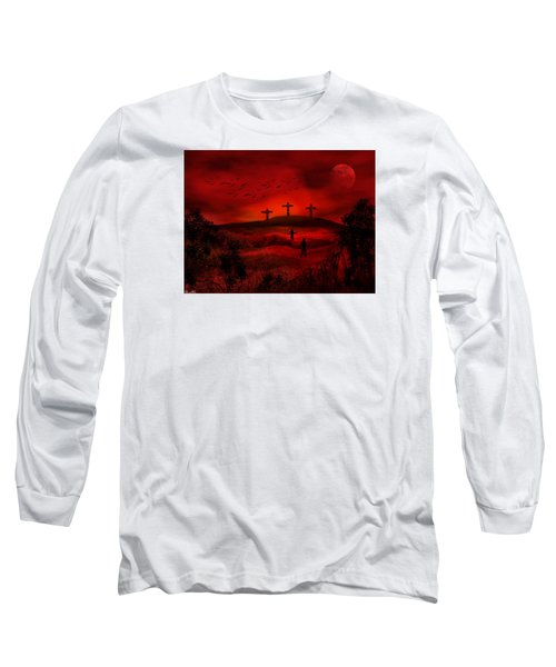 Golgotha Long Sleeve T-Shirt