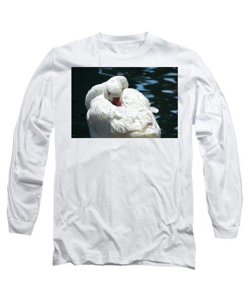 Goose Feather Siesta Long Sleeve T-Shirt