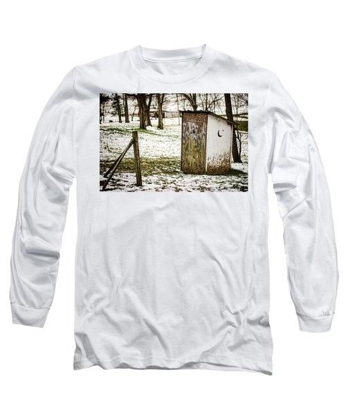 Gotta Go Long Sleeve T-Shirt
