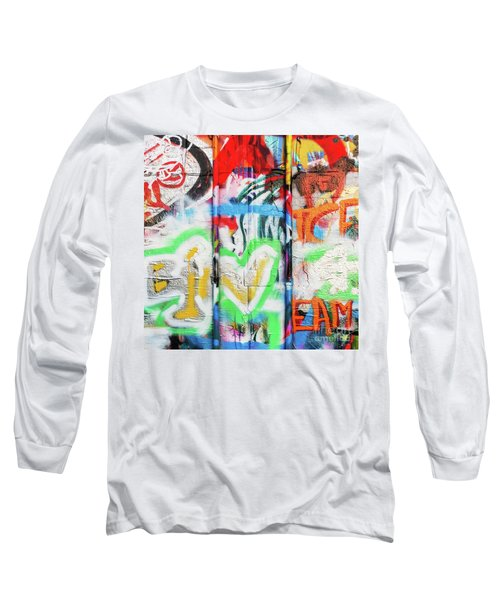 Graffiti 2 Long Sleeve T-Shirt