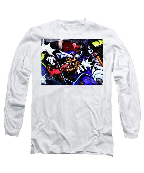 Graffiti_05 Long Sleeve T-Shirt