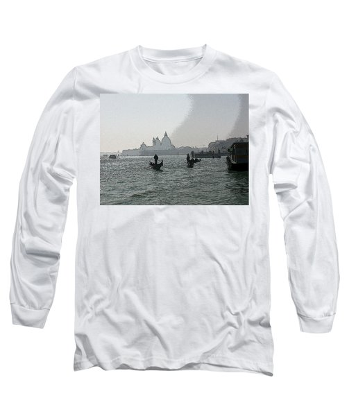 Grand Canal Long Sleeve T-Shirt