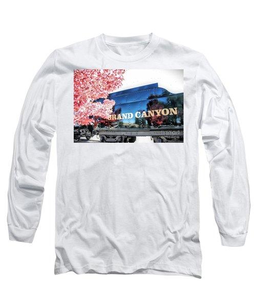 Grand Canyon Railroad Long Sleeve T-Shirt