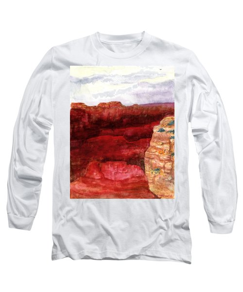 Grand Canyon S Rim Long Sleeve T-Shirt