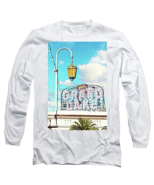 Grand Lake Merritt - Oakland, California Long Sleeve T-Shirt