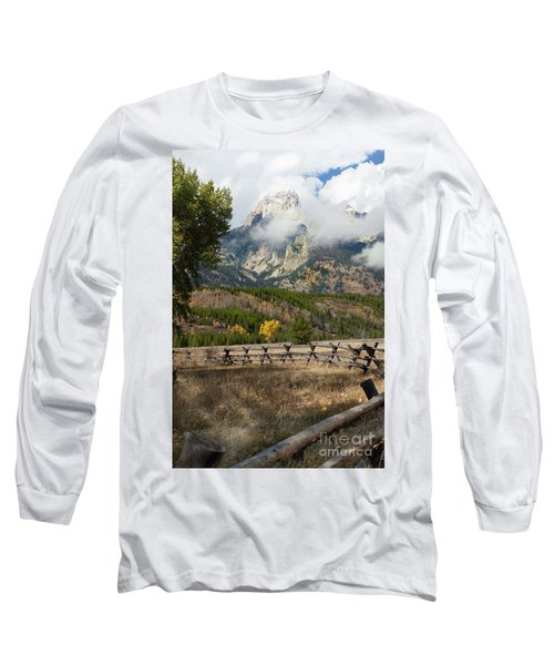 Grand Teton National Park, Wyoming Long Sleeve T-Shirt