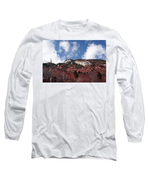Grandfather Mountain East Side Long Sleeve T-Shirt
