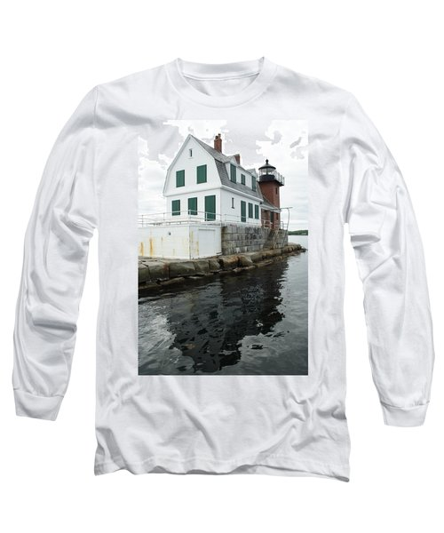Grandfathers Lighthouse Long Sleeve T-Shirt