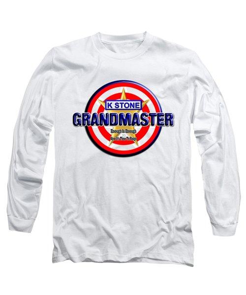 Grandmaster Version 2 Long Sleeve T-Shirt