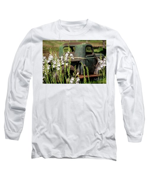 Grandpa's Truck Long Sleeve T-Shirt
