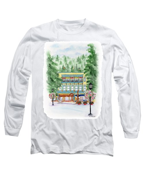 Granite On The Plaza Long Sleeve T-Shirt