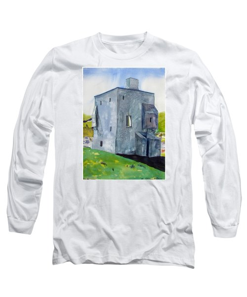 Granuaile's Castle Behind The Hill Long Sleeve T-Shirt