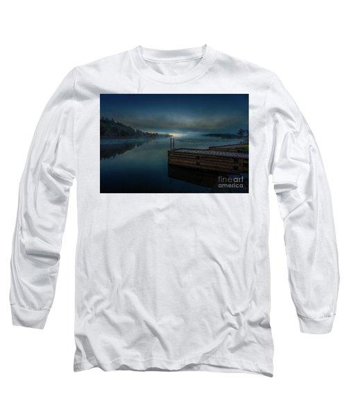 Grass Creek Sunrise 1 Long Sleeve T-Shirt