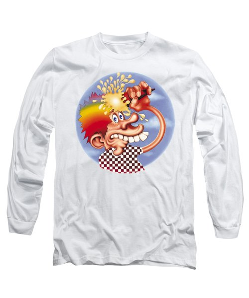 Grateful Dead Europe 72' Long Sleeve T-Shirt