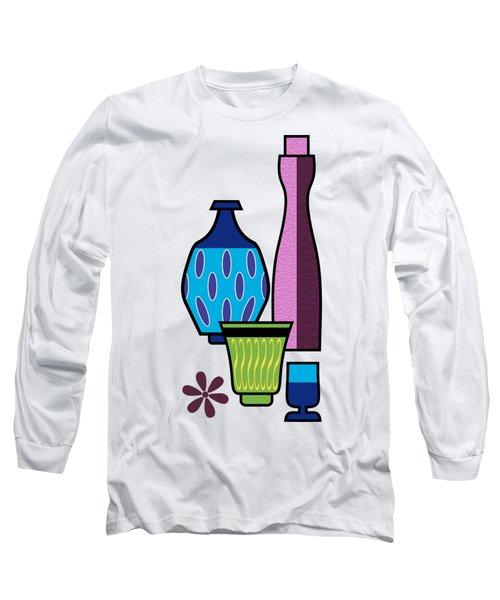 Gravel Art  Long Sleeve T-Shirt