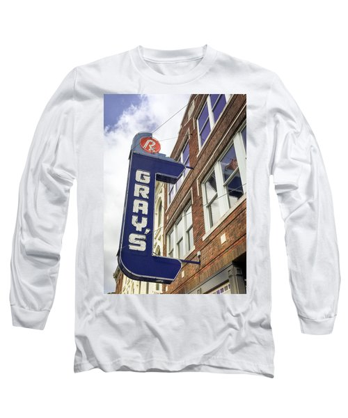 Gray's Rx In Franklin Tn Long Sleeve T-Shirt