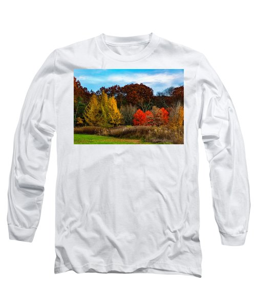 Great Brook Farm Autumn Long Sleeve T-Shirt