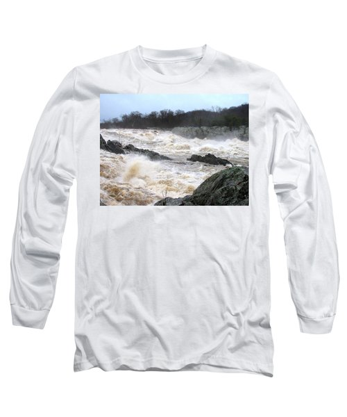 Great Falls Torrent Long Sleeve T-Shirt