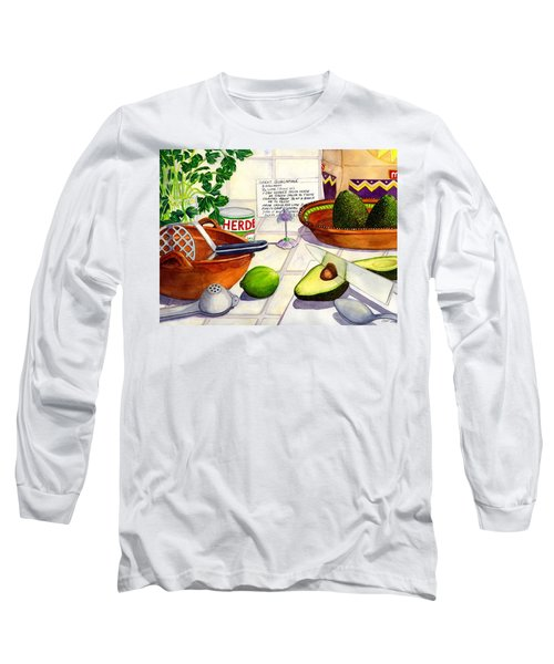 Great Guac. Long Sleeve T-Shirt