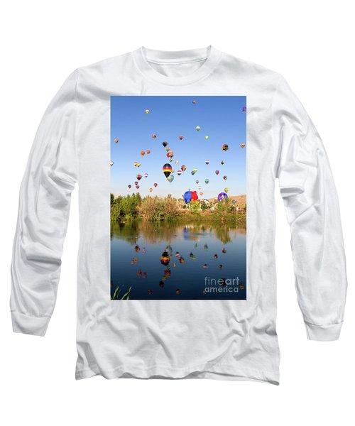 Great Reno Balloon Races Long Sleeve T-Shirt