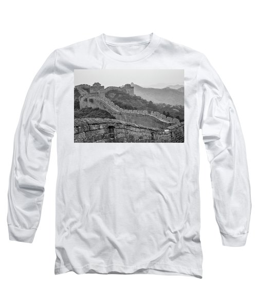Great Wall 7, Jinshanling, 2016 Long Sleeve T-Shirt