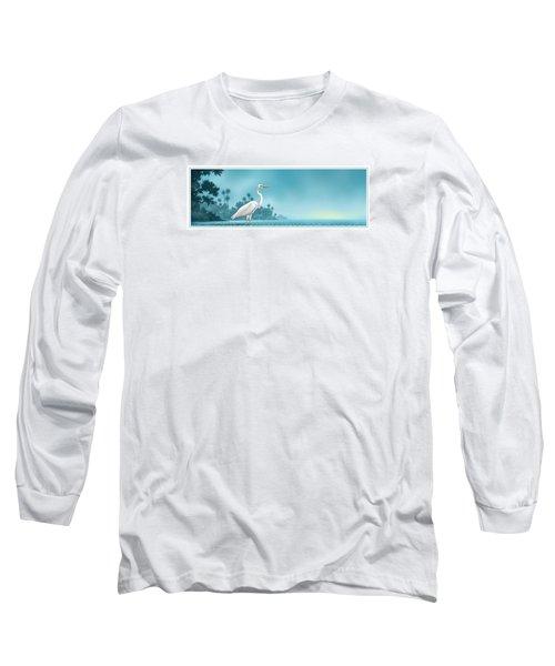 Great White Long Sleeve T-Shirt