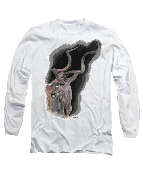 Greater Kudu Long Sleeve T-Shirt
