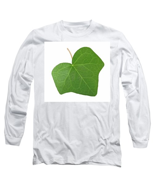Green Ivy Leaf Long Sleeve T-Shirt