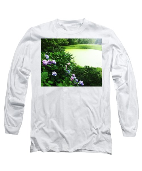 Green Pond Long Sleeve T-Shirt